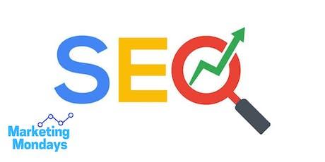 Marketing Mondays: Improve Your Google Ranking (SEO) tickets