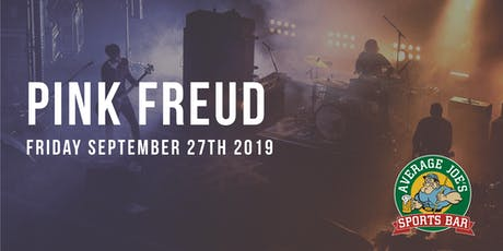Pink Freud - Pink Floyd Tribute tickets