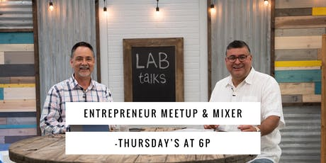 Entrepreneur Meetup & Mixer: I Wasn't Trained For This! tickets