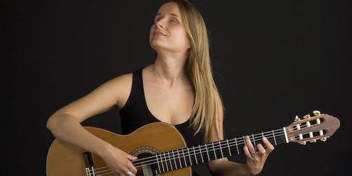 Classical Guitar Series: Ioana Gandrafur