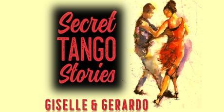 Ultimate Tango Experience - UK tour of Secret Tango Stories! tickets
