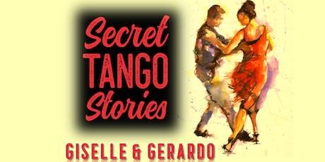 Ultimate Tango Experience - UK tour of Secret Tango Stories! tickets