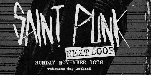 Saint Punk Live At Nextdoor