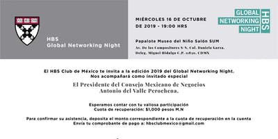 HBS GLOBAL NETWORKING NIGHT 2019