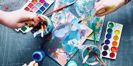 Homeschool Art Workshop