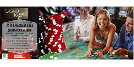 Christmas Gala - Casino Royale