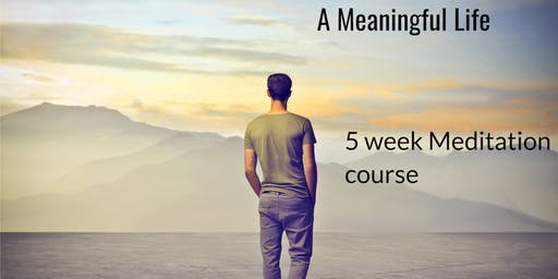 DUMFRIES | A Meaningful Life 5 week course with Kelsang Drolma