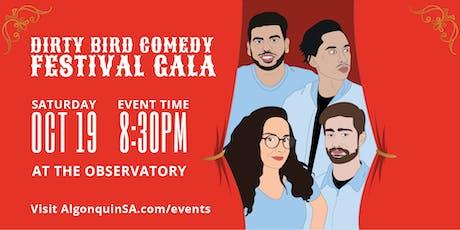 Dirty Bird Comedy Festival Gala tickets