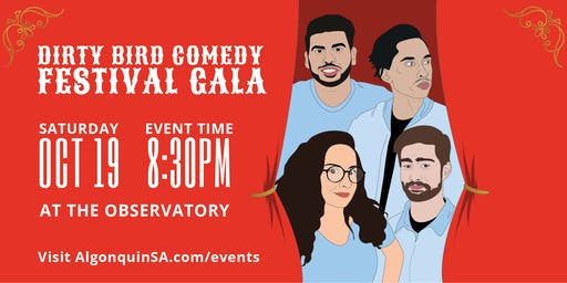 Dirty Bird Comedy Festival Gala
