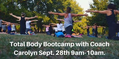 Total Body Bootcamp with Coach Carolyn