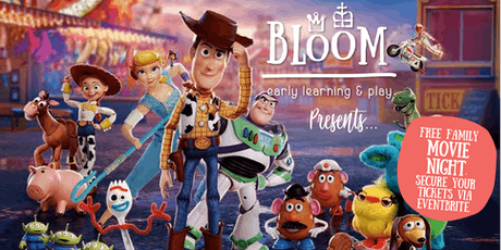 Bloom Movie Night - Toy Story 4 tickets