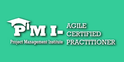 PMI-ACP (PMI Agile Certified Practitioner) Training in ******, SK
