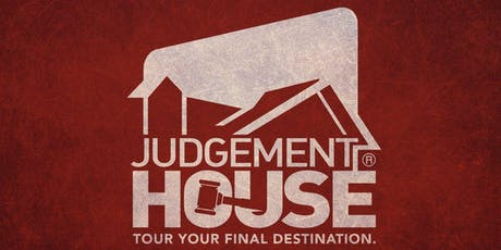 Judgment House  tickets