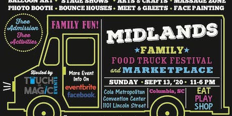 2nd Annual Midlands Family Food Truck Fest tickets