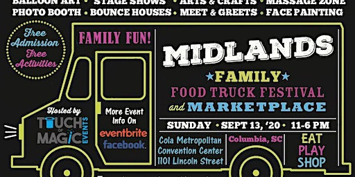 2nd Annual Midlands Family Food Truck Fest