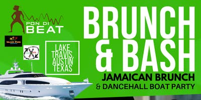 PON DI BEAT: BRUNCH AND BASH CARIBBEAN BOAT PARTY WITH PYROTECH UNRULY