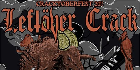 Leftöver Crack tickets