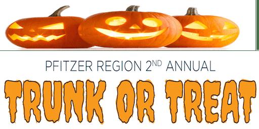Pfitzer Region 2nd Annual Trunk or Treat