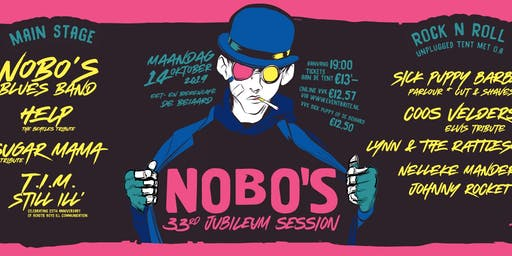 Nobo's 33e Jubileum Session 2019