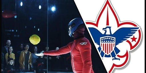 BSA + iFLY Indoor Skydiving