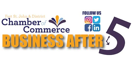 Business After 5 - Peace Country Delite tickets