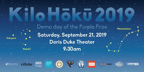 Kilo Hōkū - 2019 Purple Prize Demo Day tickets