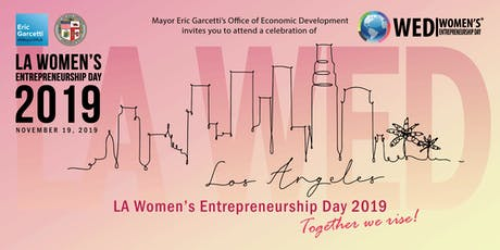 LA Women's Entrepreneurship Day  2019 tickets