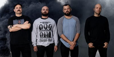Torche w/ Eye Flys & RLYR at Ace of Cups