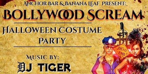 Bollywood Scream - Halloween Costume Party @ Anchor Bar-Rochester Hills, MI
