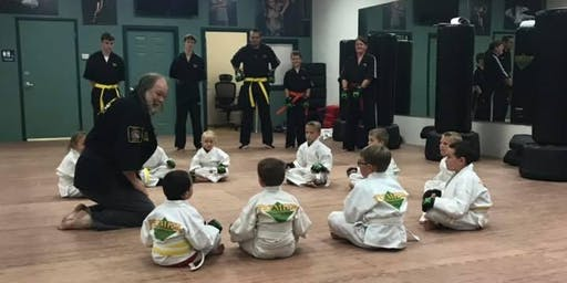 FREE Karate for concentration for back to school workshop!
