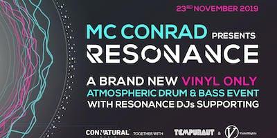 MC Conrad presents Resonance feat' P F M (2hr Set)