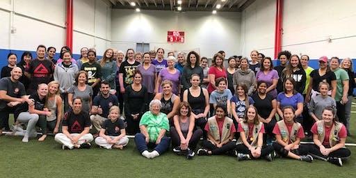 FREE Women's Self-Defense Class (age 13+) Every Sunday