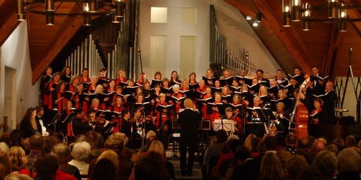 Santa Ynez Valley Master Chorale 2019 Holiday Concert — Sunday 12/15