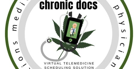 $25 Chronic Docs-August Pharms Patient Drive tickets