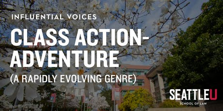 Influential Voices: Class Action-Adventure tickets