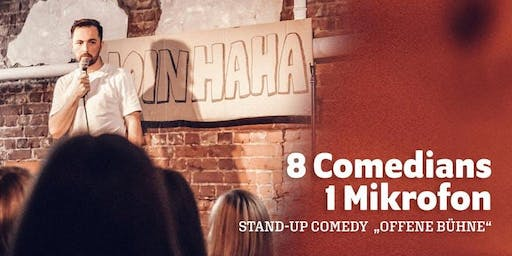 "Stand-up Comedy ""Offene Bühne"""