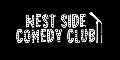 West side Comedy Club presents The Ghandi Show tickets