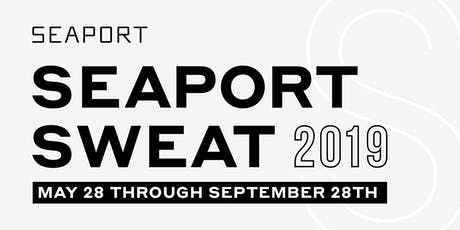 Seaport Sweat | Equinox Stacked tickets