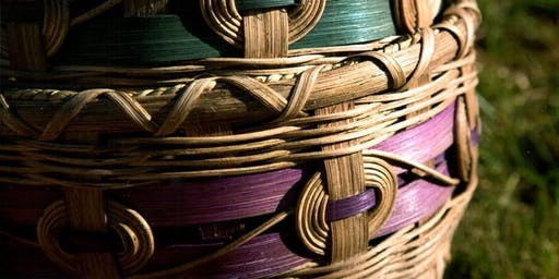 Youth - Adult Class: Reed Bowl Basket Weaving