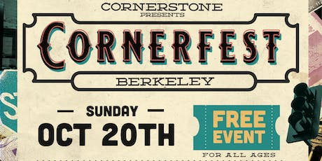 CORNERFEST: FALL 2019 with Midtown Social, LoCura + More tickets