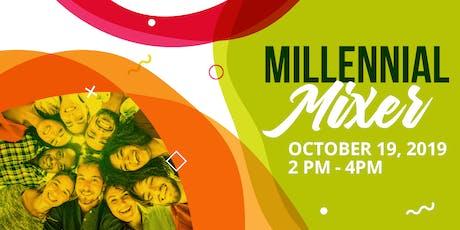 Millennial Mixer tickets