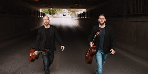 Focus on Canadian Composers: Living Room Guitar Duo Concert