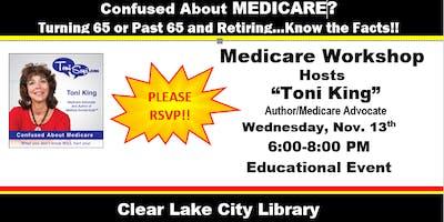 Medicare Workshop--Southeast Houston--Freeman Branch Library