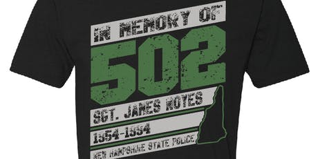 2019 The 502- Sgt. Noyes Memorial Workout tickets