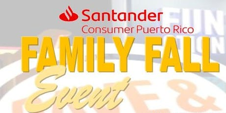 Santander Consumer  PR Family Fall Event tickets