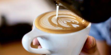 Latte Art Workshop  10-12-19 tickets
