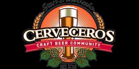 SA Cerveceros Homebrew Fest 2019 tickets