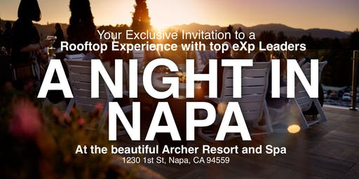 A Night in Napa at the Beautiful Archer Resort and Spa