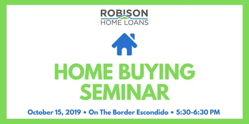 Robison Home Loans - Home Buying Seminar