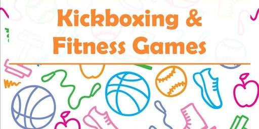 Kickboxing & Fitness Games